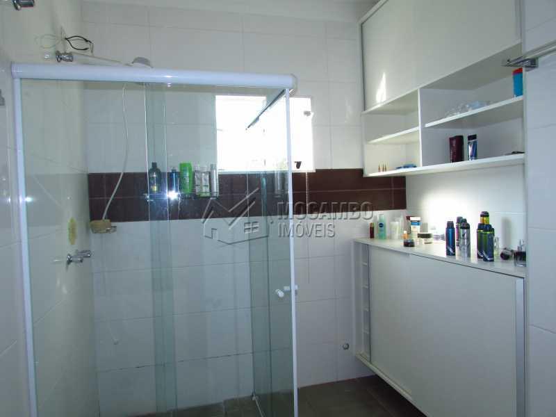 Banheiro da suíte - Casa em Condominio Para Venda ou Aluguel - Itatiba - SP - Residencial Fazenda Serrinha - FCCN30355 - 9