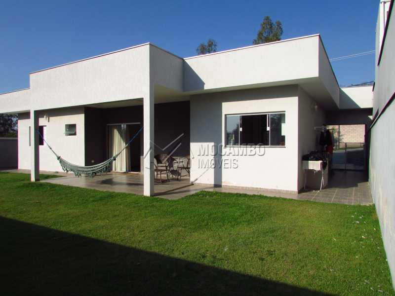 Quintal - Casa em Condominio Para Venda ou Aluguel - Itatiba - SP - Residencial Fazenda Serrinha - FCCN30355 - 16