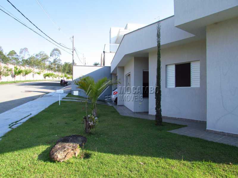 Fachada - Casa em Condominio Para Venda ou Aluguel - Itatiba - SP - Residencial Fazenda Serrinha - FCCN30355 - 1