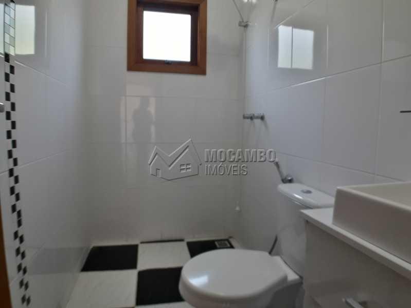 Banheiro Social - Casa em Condominio À Venda - Itatiba - SP - Real Parque Dom Pedro I - FCCN30356 - 8