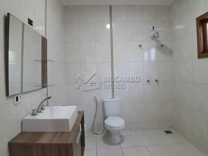 Banheiro da Suíte - Casa em Condominio À Venda - Itatiba - SP - Real Parque Dom Pedro I - FCCN30356 - 9