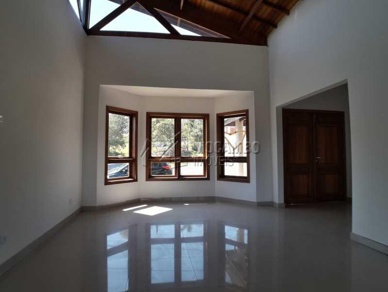Sala de Entrada - Casa em Condominio À Venda - Itatiba - SP - Real Parque Dom Pedro I - FCCN30356 - 3
