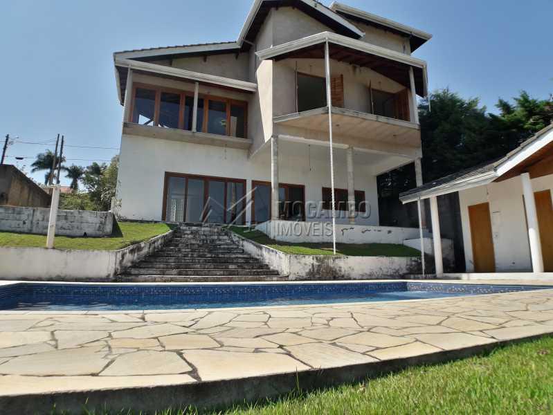 Fachada Externa - Casa em Condominio À Venda - Itatiba - SP - Real Parque Dom Pedro I - FCCN30356 - 19
