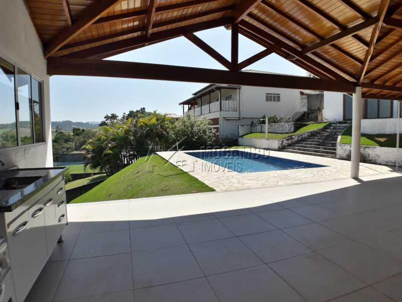 Área Gourmet - Casa em Condominio À Venda - Itatiba - SP - Real Parque Dom Pedro I - FCCN30356 - 21