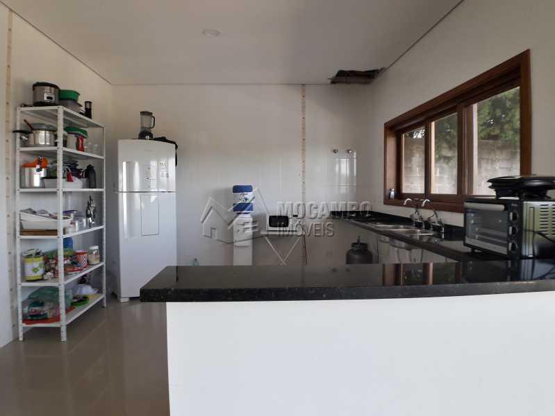 Cozinha Americana - Casa em Condominio À Venda - Itatiba - SP - Real Parque Dom Pedro I - FCCN30356 - 16
