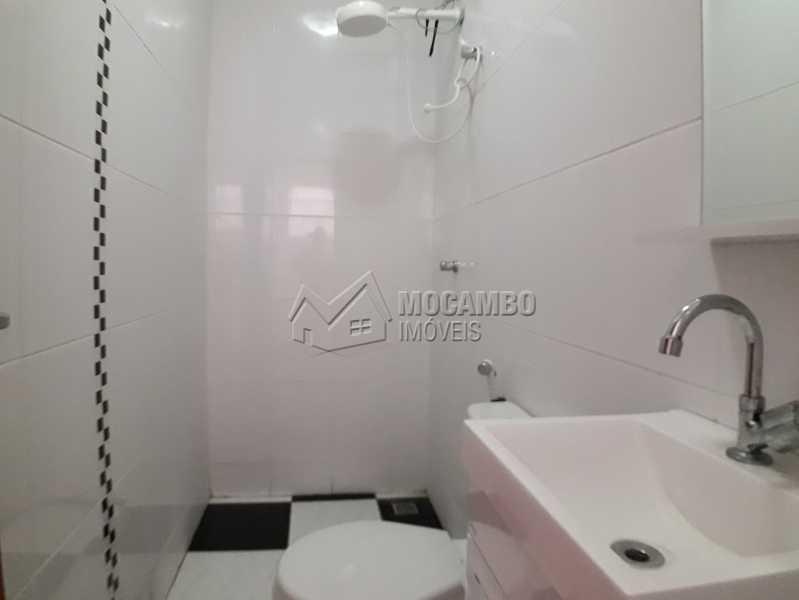 Lavabo - Casa em Condominio À Venda - Itatiba - SP - Real Parque Dom Pedro I - FCCN30356 - 17