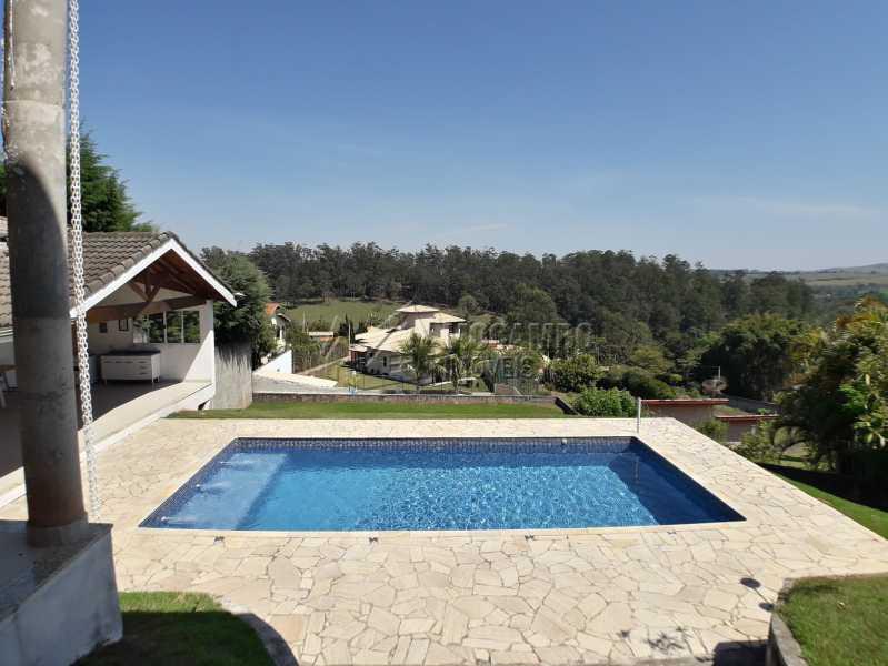 Piscina com Vista - Casa em Condominio À Venda - Itatiba - SP - Real Parque Dom Pedro I - FCCN30356 - 22