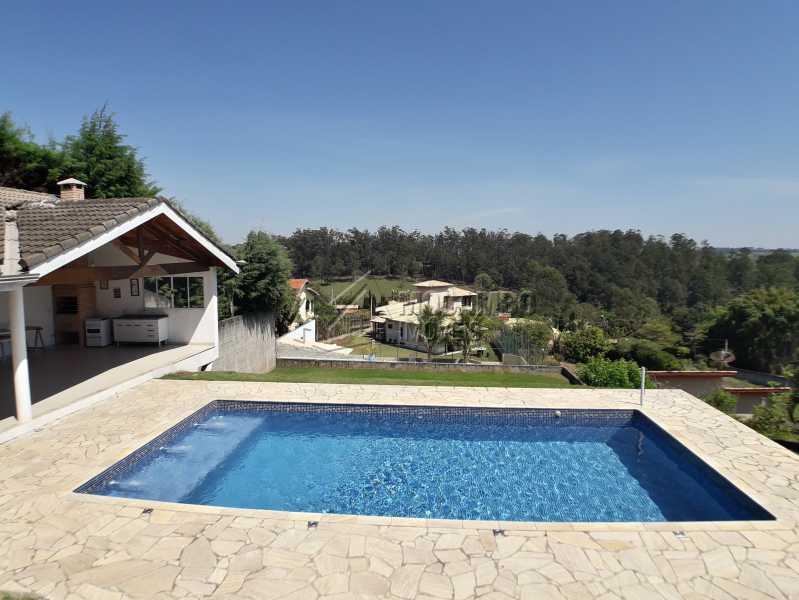 Piscina com Vista - Casa em Condominio À Venda - Itatiba - SP - Real Parque Dom Pedro I - FCCN30356 - 25