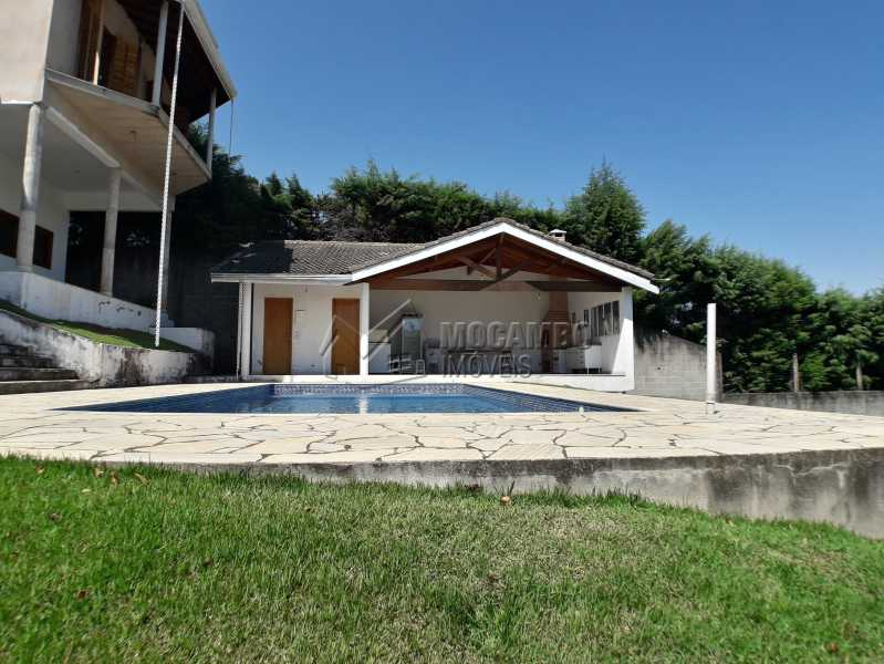 Área Externa - Casa em Condominio À Venda - Itatiba - SP - Real Parque Dom Pedro I - FCCN30356 - 23