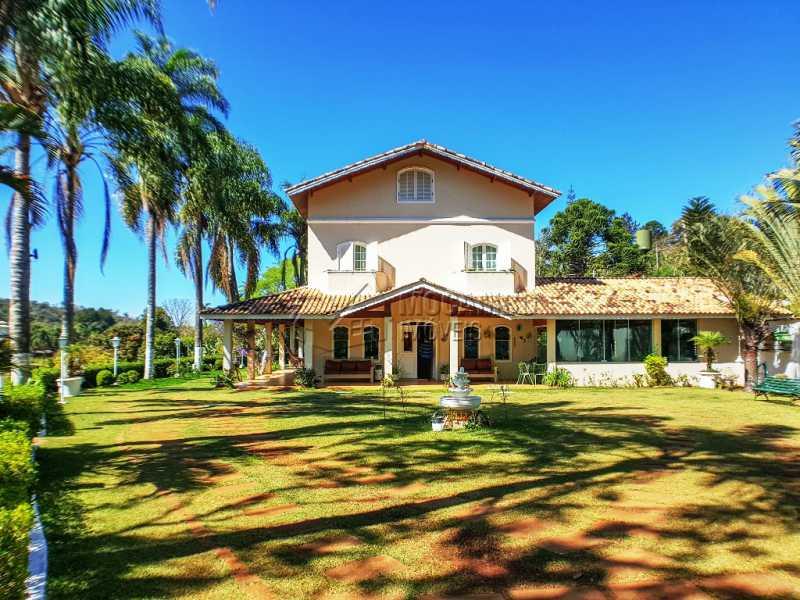 Casa - Chácara 10000m² à venda Rua Maria Clara Franco de Camargo,Itatiba,SP - R$ 1.500.000 - FCCH60004 - 1