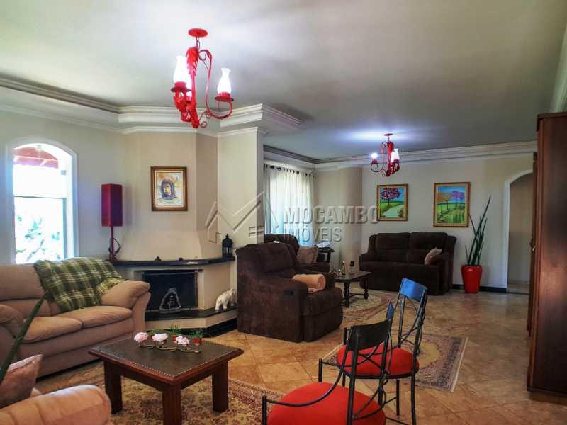 Living - Chácara 10000m² à venda Rua Maria Clara Franco de Camargo,Itatiba,SP - R$ 1.500.000 - FCCH60004 - 8