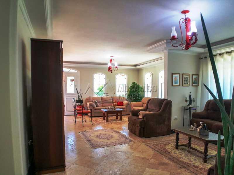 Living - Chácara 10000m² à venda Rua Maria Clara Franco de Camargo,Itatiba,SP - R$ 1.500.000 - FCCH60004 - 9