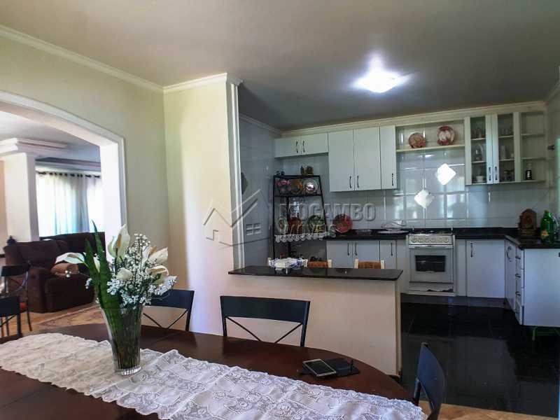 Cozinha - Chácara 10000m² à venda Rua Maria Clara Franco de Camargo,Itatiba,SP - R$ 1.500.000 - FCCH60004 - 10