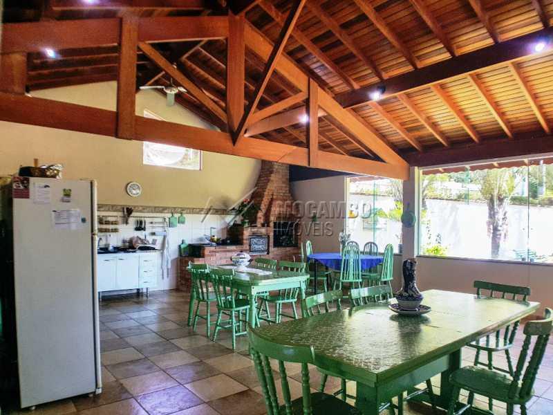 Salão festas - Chácara 10000m² à venda Rua Maria Clara Franco de Camargo,Itatiba,SP - R$ 1.500.000 - FCCH60004 - 23