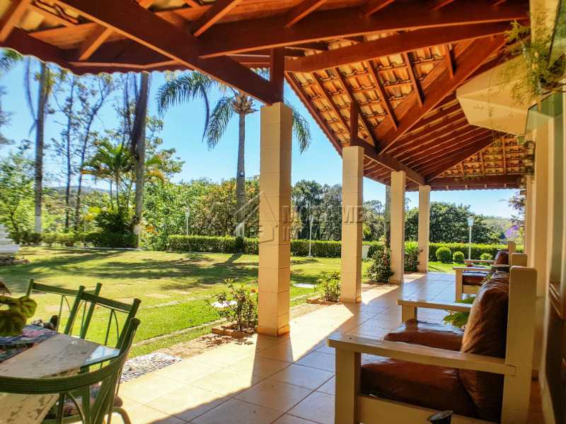 Varanda frente - Chácara 10000m² à venda Rua Maria Clara Franco de Camargo,Itatiba,SP - R$ 1.500.000 - FCCH60004 - 5