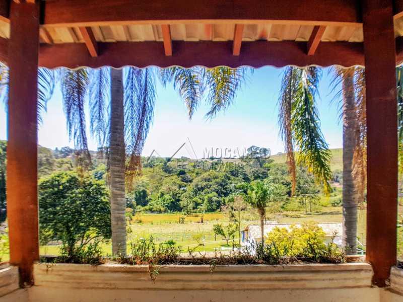 Vista varanda superior - Chácara 10000m² à venda Rua Maria Clara Franco de Camargo,Itatiba,SP - R$ 1.500.000 - FCCH60004 - 13