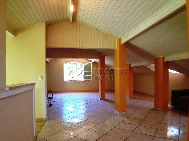 Salão superior - Chácara 10000m² à venda Rua Maria Clara Franco de Camargo,Itatiba,SP - R$ 1.500.000 - FCCH60004 - 22