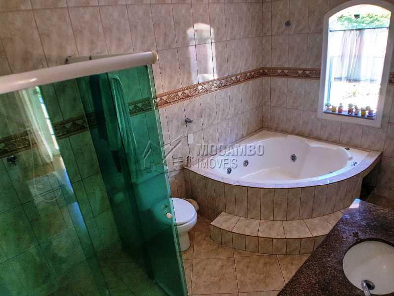Banheiro - Chácara 10000m² à venda Rua Maria Clara Franco de Camargo,Itatiba,SP - R$ 1.500.000 - FCCH60004 - 17