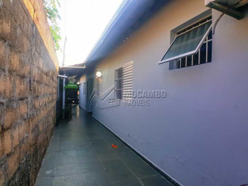 Lateral - Casa Itatiba, Vila São Caetano, SP À Venda, 3 Quartos, 152m² - FCCA31122 - 4