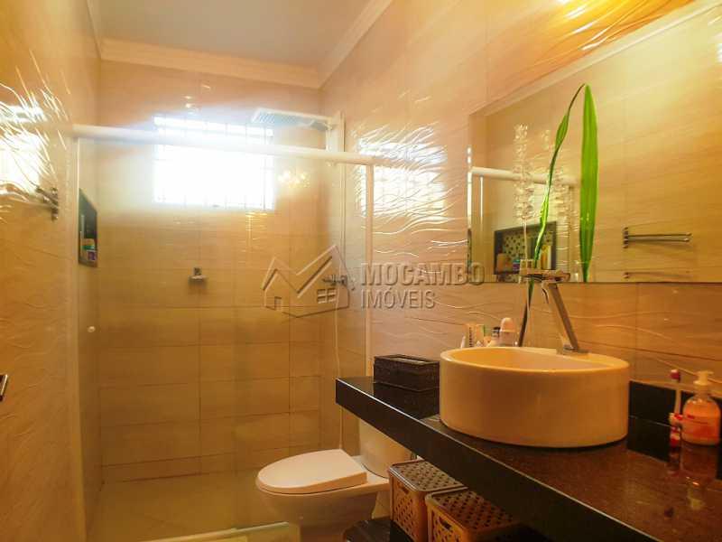 Banheiro Suíte - Casa Itatiba, Vila São Caetano, SP À Venda, 3 Quartos, 152m² - FCCA31122 - 13