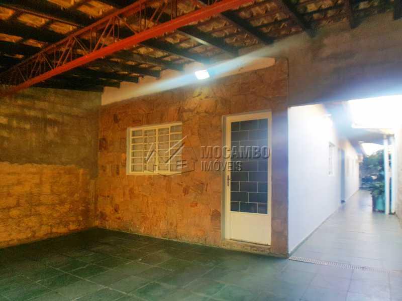 Fachada - Casa Itatiba, Vila São Caetano, SP À Venda, 3 Quartos, 152m² - FCCA31122 - 1