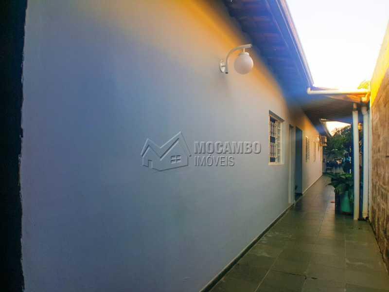 Lateral - Casa Itatiba, Vila São Caetano, SP À Venda, 3 Quartos, 152m² - FCCA31122 - 5