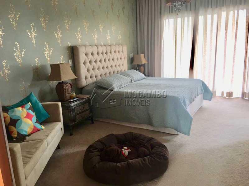 Suite  - Casa em Condomínio 4 Quartos À Venda Itatiba,SP - R$ 1.700.000 - FCCN40118 - 3