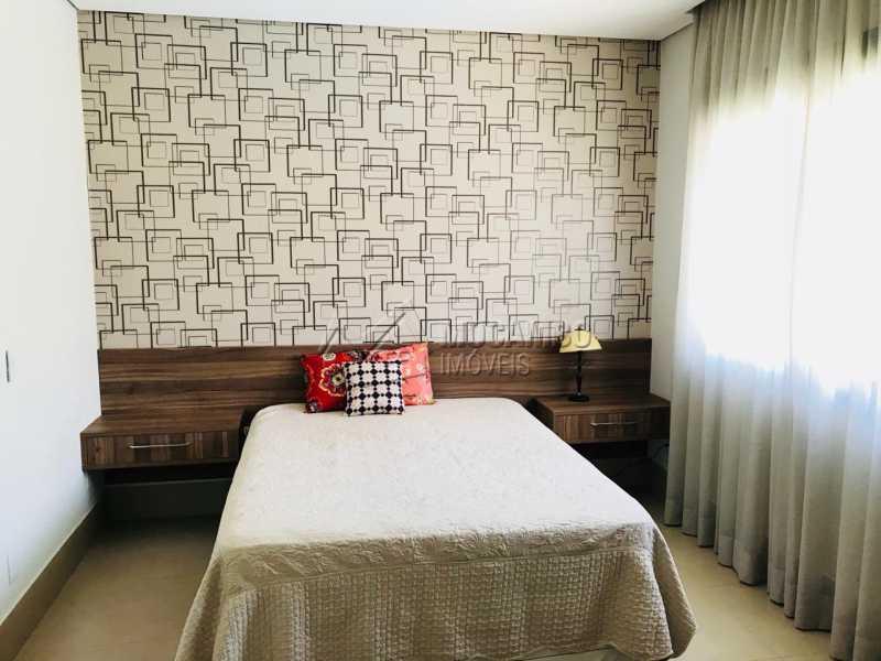 Suíte  - Casa em Condomínio 4 Quartos À Venda Itatiba,SP - R$ 1.700.000 - FCCN40118 - 4