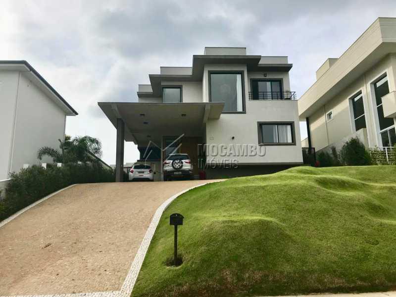 Casa  - Casa em Condomínio Villagio Paradiso, Itatiba, Bairro Itapema, SP À Venda, 4 Quartos, 404m² - FCCN40118 - 5