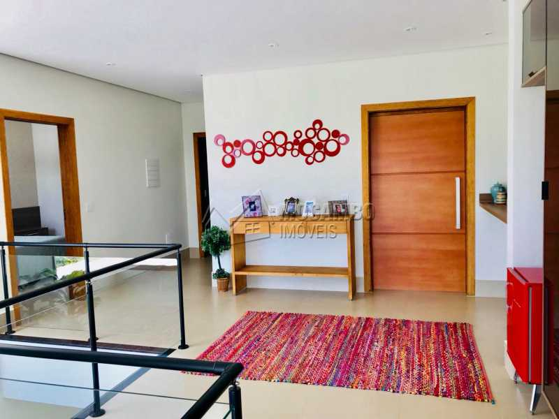 Hall - Casa em Condomínio 4 Quartos À Venda Itatiba,SP - R$ 1.700.000 - FCCN40118 - 6