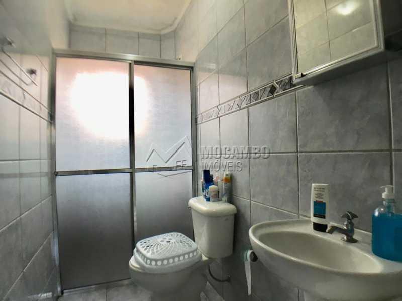 Banheiro social - Apartamento 2 quartos à venda Itatiba,SP - R$ 192.000 - FCAP20820 - 7