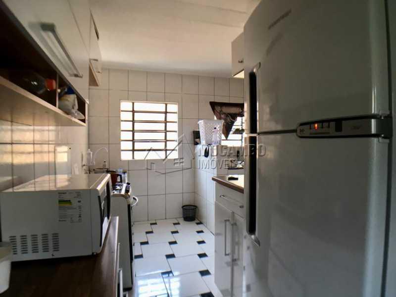 Cozinha - Apartamento 2 quartos à venda Itatiba,SP - R$ 192.000 - FCAP20820 - 4