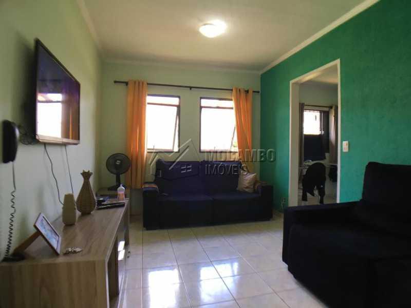 Sala - Apartamento 2 quartos à venda Itatiba,SP - R$ 192.000 - FCAP20820 - 1