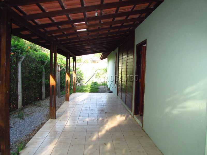 Varanda - Casa em Condominio Para Alugar - Itatiba - SP - Bairro Itapema - FCCN30357 - 1