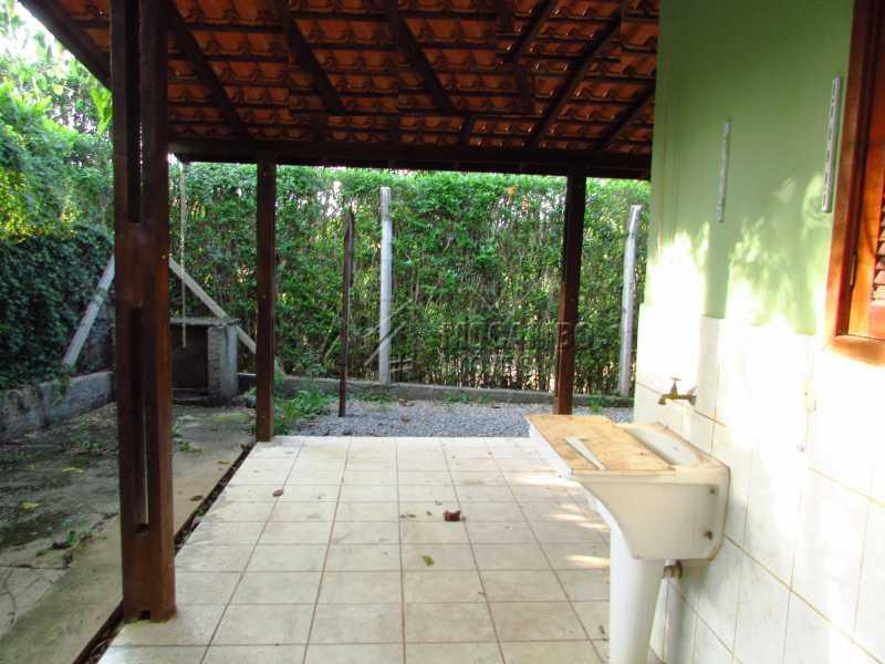 Lavanderia - Casa em Condominio Para Alugar - Itatiba - SP - Bairro Itapema - FCCN30357 - 14