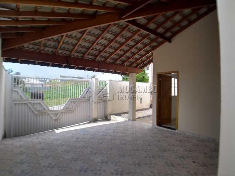 Frente - Casa 3 quartos à venda Itatiba,SP - R$ 350.000 - FCCA31126 - 1