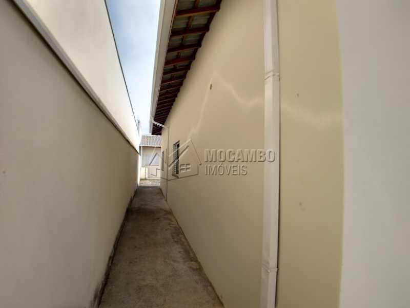 Corredor - Casa 3 quartos à venda Itatiba,SP - R$ 350.000 - FCCA31126 - 4