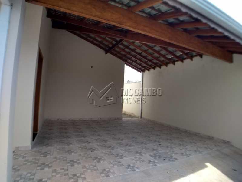 Garagem Coberta - Casa 3 quartos à venda Itatiba,SP - R$ 350.000 - FCCA31126 - 5
