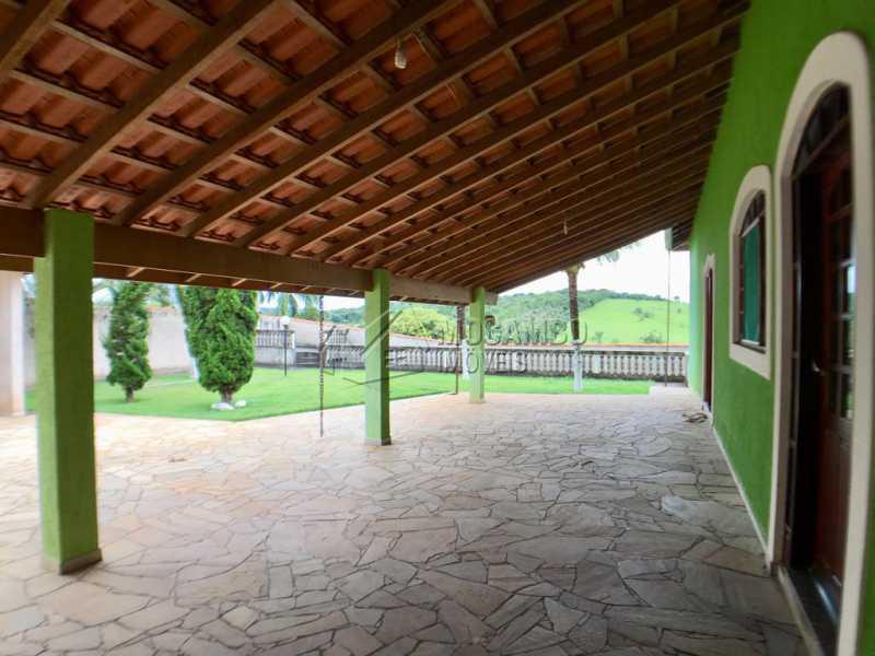 Varanda - Chácara À Venda - Itatiba - SP - Recanto da Paz - FCCH50009 - 5