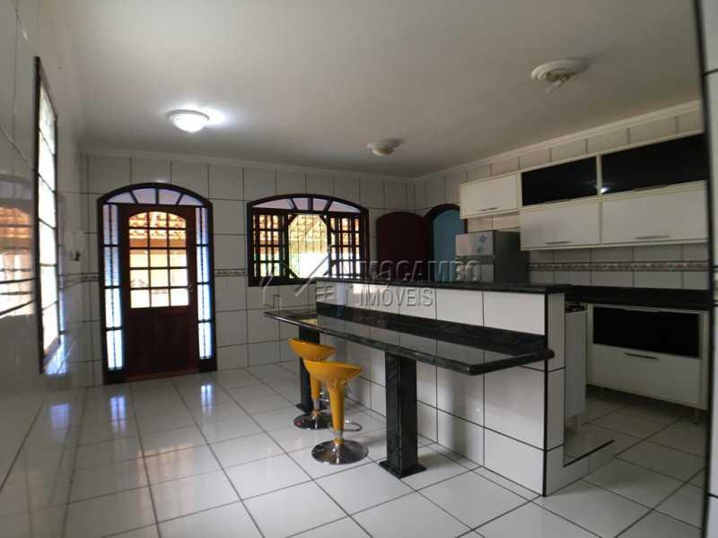 Cozinha - Chácara À Venda - Itatiba - SP - Recanto da Paz - FCCH50009 - 8