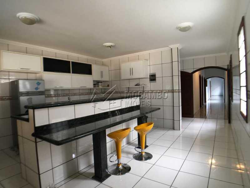 Cozinha - Chácara À Venda - Itatiba - SP - Recanto da Paz - FCCH50009 - 10