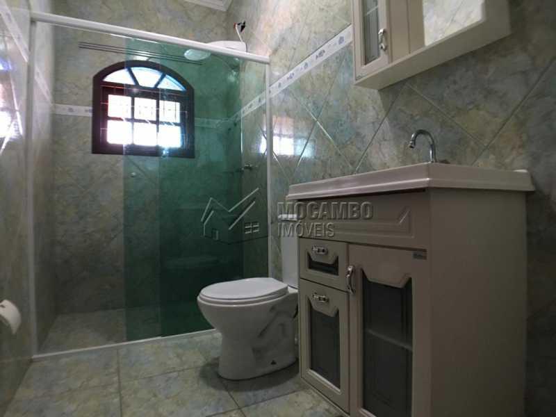 Banheiro social - Chácara À Venda - Itatiba - SP - Recanto da Paz - FCCH50009 - 14