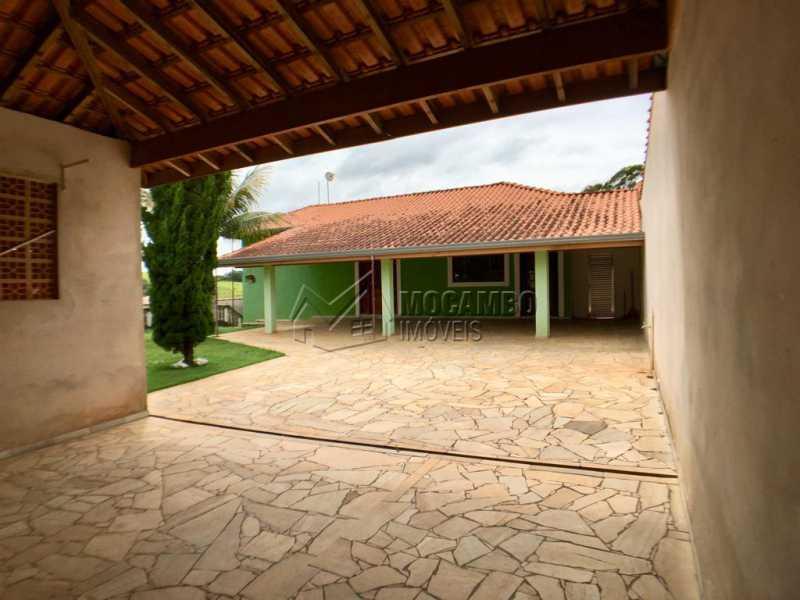 Garagem - Chácara À Venda - Itatiba - SP - Recanto da Paz - FCCH50009 - 25