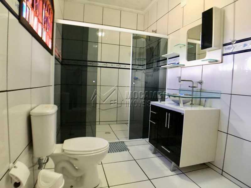 Banheiro suíte - Chácara À Venda - Itatiba - SP - Recanto da Paz - FCCH50009 - 22