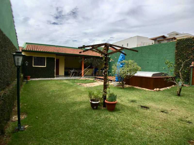 Quintal  - Casa 3 quartos à venda Itatiba,SP - R$ 580.000 - FCCA31128 - 3