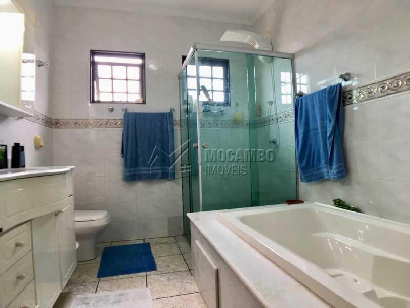 Banheiro suíte  - Casa 3 quartos à venda Itatiba,SP - R$ 580.000 - FCCA31128 - 8