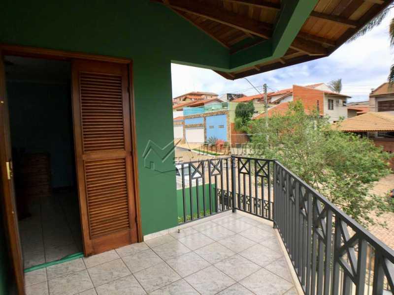 Varanda - Casa 3 quartos à venda Itatiba,SP - R$ 580.000 - FCCA31128 - 12