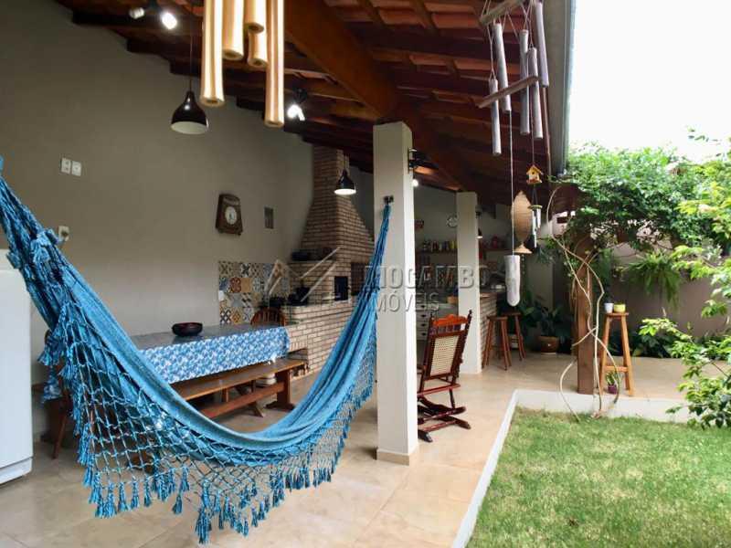 Área gourmet - Casa 3 quartos à venda Itatiba,SP - R$ 535.000 - FCCA31131 - 14