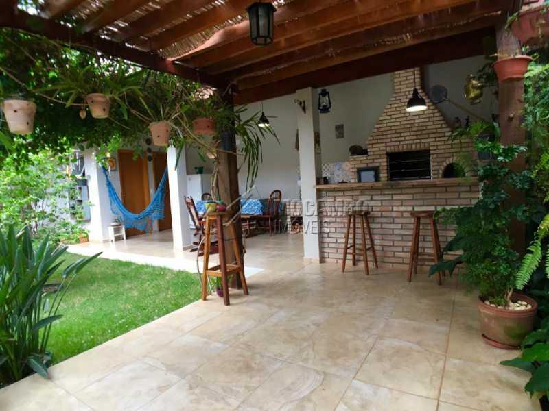Área gourmet - Casa 3 quartos à venda Itatiba,SP - R$ 535.000 - FCCA31131 - 15