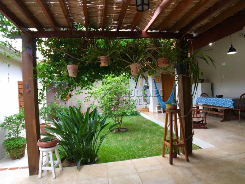 Quintal - Casa 3 quartos à venda Itatiba,SP - R$ 535.000 - FCCA31131 - 16